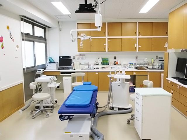 歯科診察室の写真