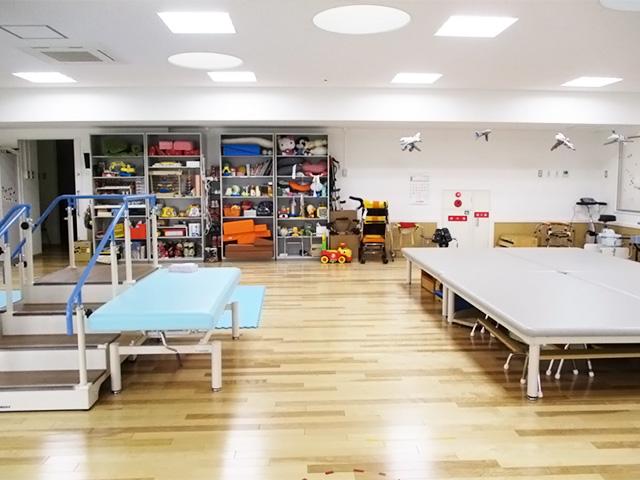理学・作業療法室の写真