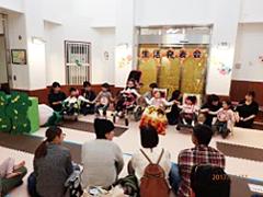 生活発表会の写真
